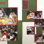 Christmas gifts play time South Korean orphanage
