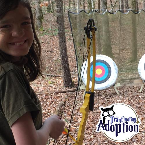 tennessee-student-trip-archery-arrow-hogwarts-hufflepuff