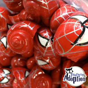 spider-man-shells-pigeon-forge-tennessee