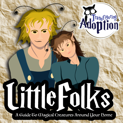 little-folks-magical-creatures-around-your-home-fantastic-beasts-transfiguring-adoption-pinterest