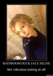 Betsy-Crockett-duck-face-facebook