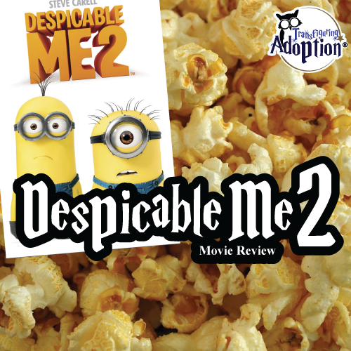 Despicable Me 2 - Digital Review & Discussion Guide