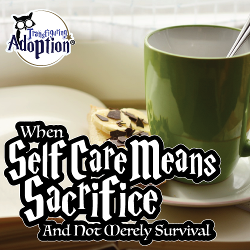 self-care-means-sacrafice-not-survival-square