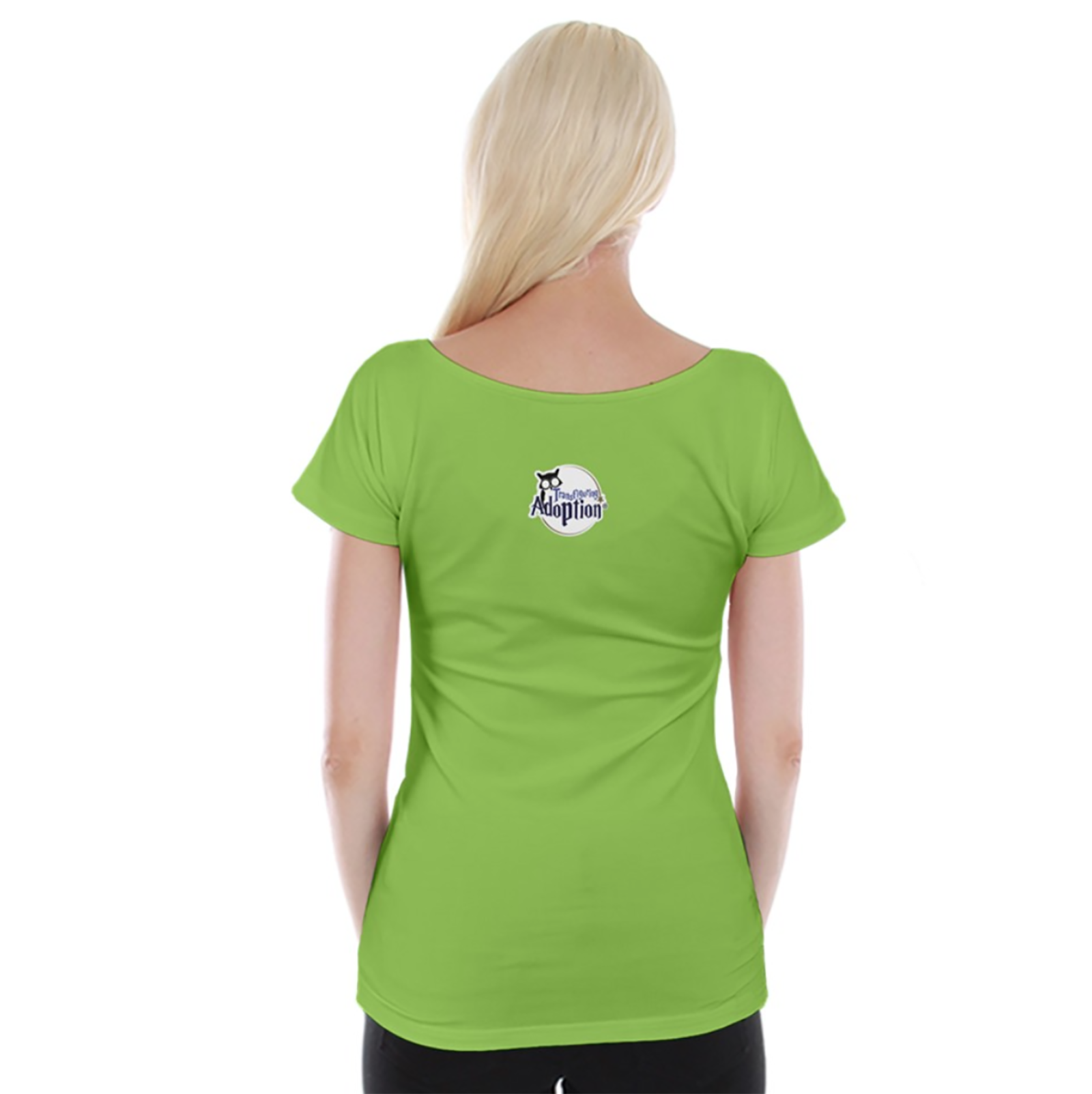 Self-Care Cap Sleeve Top (Green)