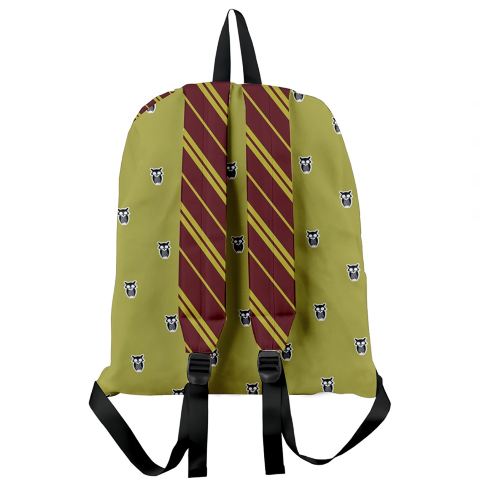 Red & Yellow Giant Backpack - Inspired by Gryffindor