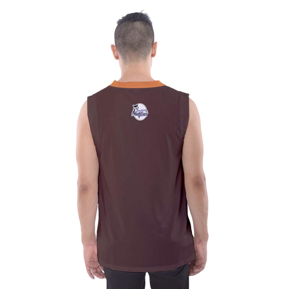 """See The """"TRUE"""" Child - Men's Tank Top (solid background) - Inspired by Literary Character, Hagrid"""