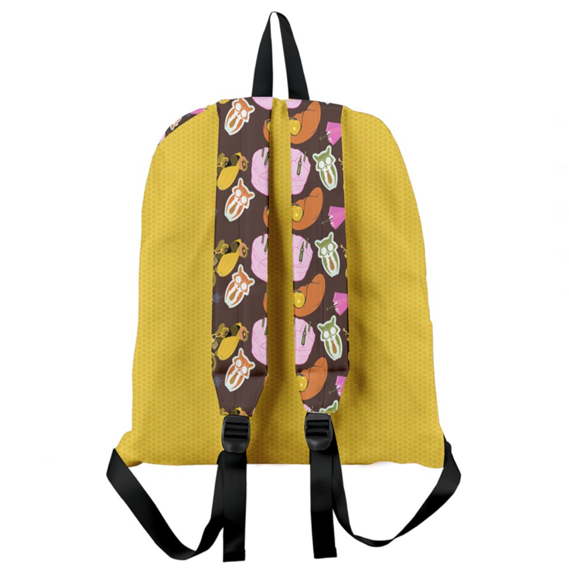 """See The """"TRUE"""" Child Giant Backpack - Inspired by literary character, Hagrid"""