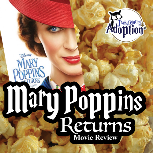 Mary Poppins Returns - Digital Review & Discussion Guide