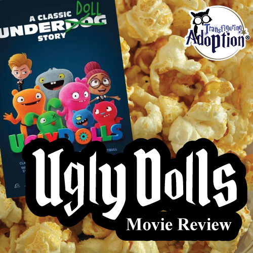 Ugly Dolls - Digital Review & Discussion Guide