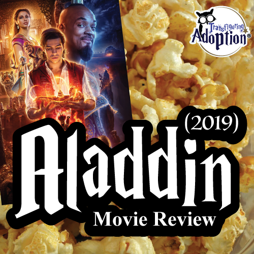 Aladdin (2019) - Digital Review & Discussion Guide