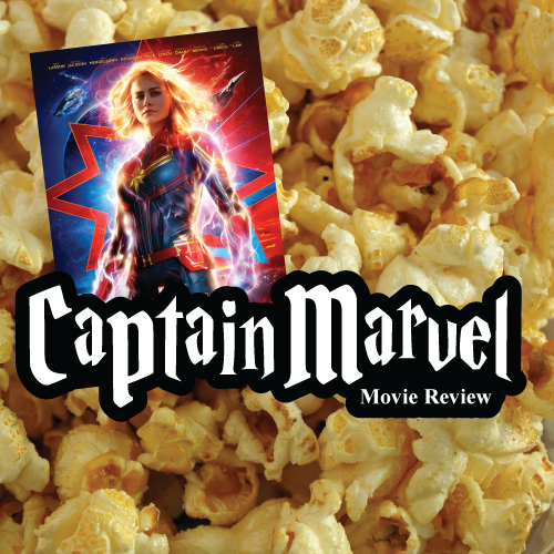 Captain Marvel - Digital Review & Discussion Guide