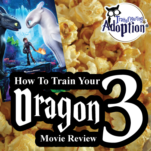 How To Train Your Dragon 3: The Hidden World - Digital Review & Discussion Guide
