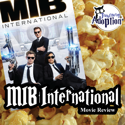 Men In Black: International - Digital Review & Discussion Guide