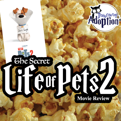 Secret Life of Pets 2 - Digital Review & Discussion Guide