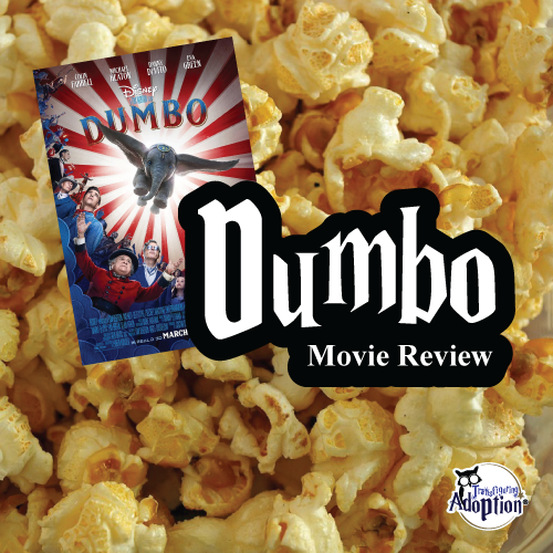 Dumbo (2019)- Digital Review & Discussion Guide