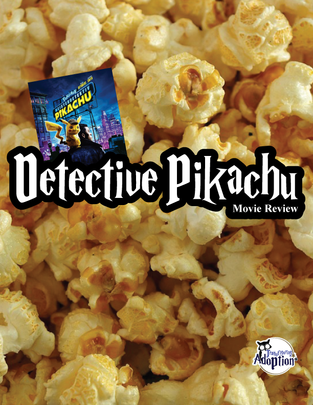 Pokemon Detective Pikachu - Digital Review & Discussion Guide