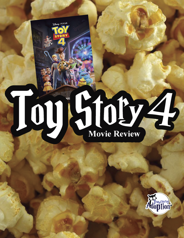 Toy Story 4 - Digital Review & Discussion Guide