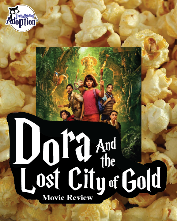 Dora and the Lost City of Gold (2019)- Digital Review & Discussion Guide