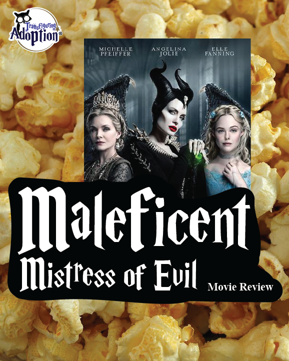 Maleficent: Mistress of Evil - Digital Review & Discussion Guide