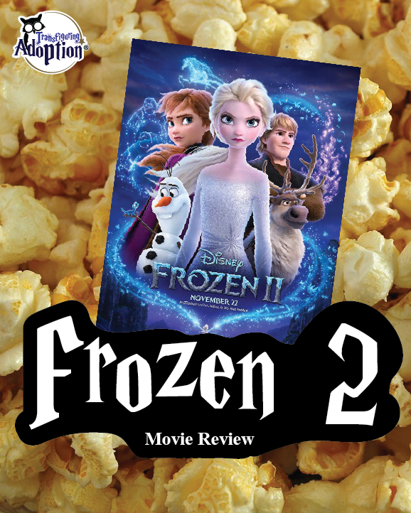 Frozen 2 (2019) - Digital Review & Discussion Guide