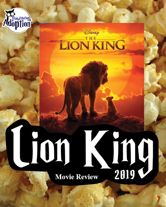 The Lion King (2019) - Digital Review & Discussion Guide