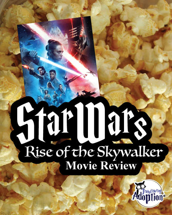 Star Wars: Episode IX - The Rise of Skywalker (2019)- Digital Review & Discussion Guide