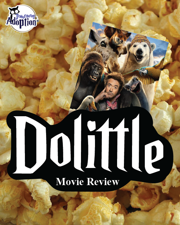 Dolittle (2020) - Digital Review & Discussion Guide