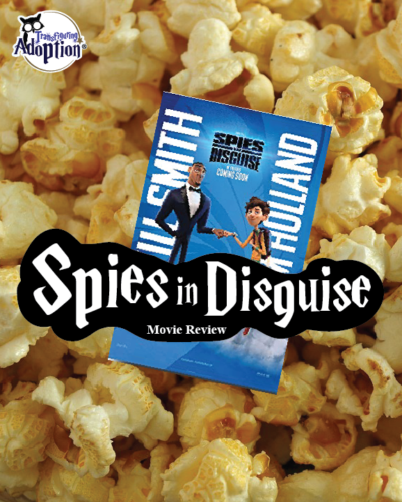 Spies in Disguise (2019) - Digital Review & Discussion Guide