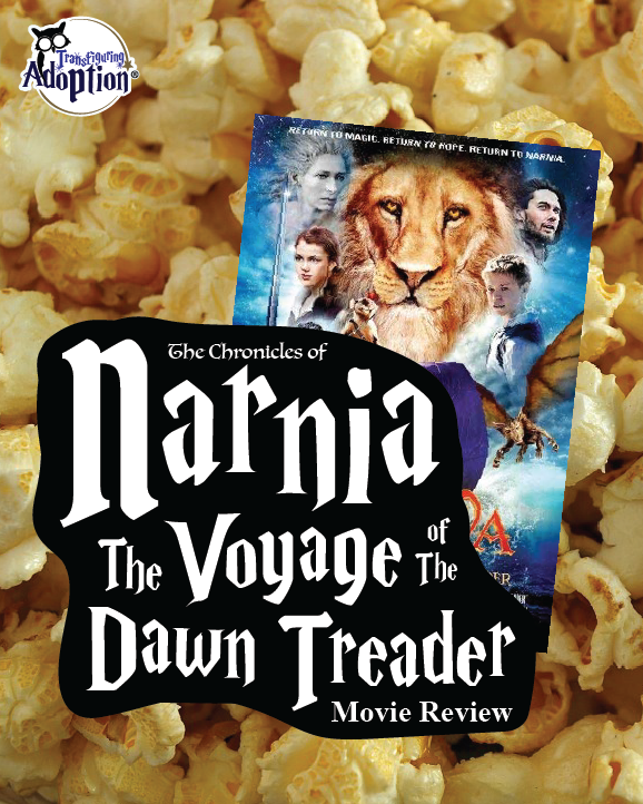 The Chronicles of Narnia III: The Voyage of the Dawn Treader - Digital Review & Discussion Guide