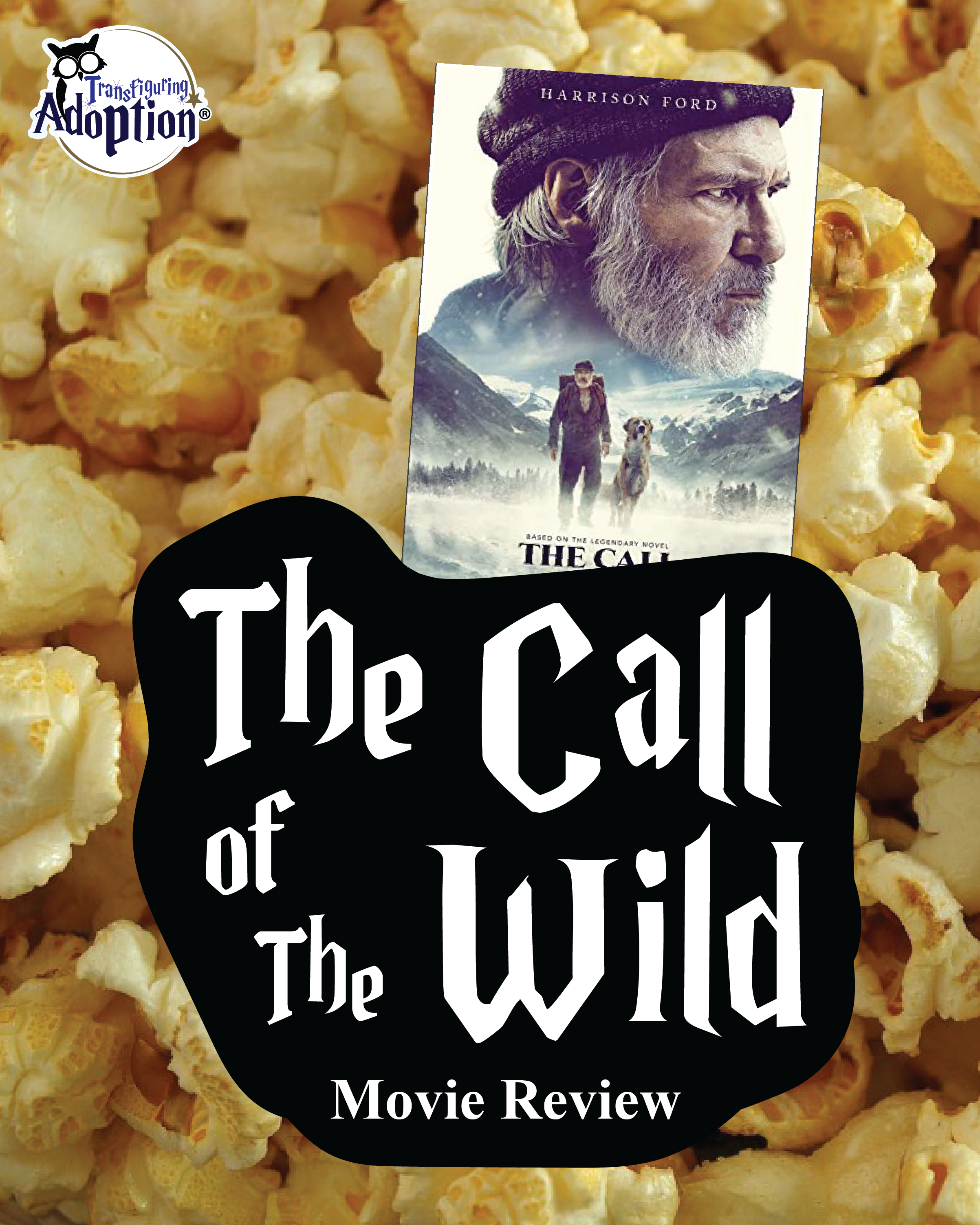 Call of the Wild (2019) - Digital Review & Discussion Guide