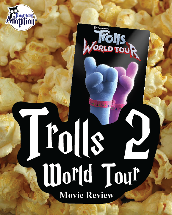 Trolls World Tour (2020) - Digital Review & Discussion Guide