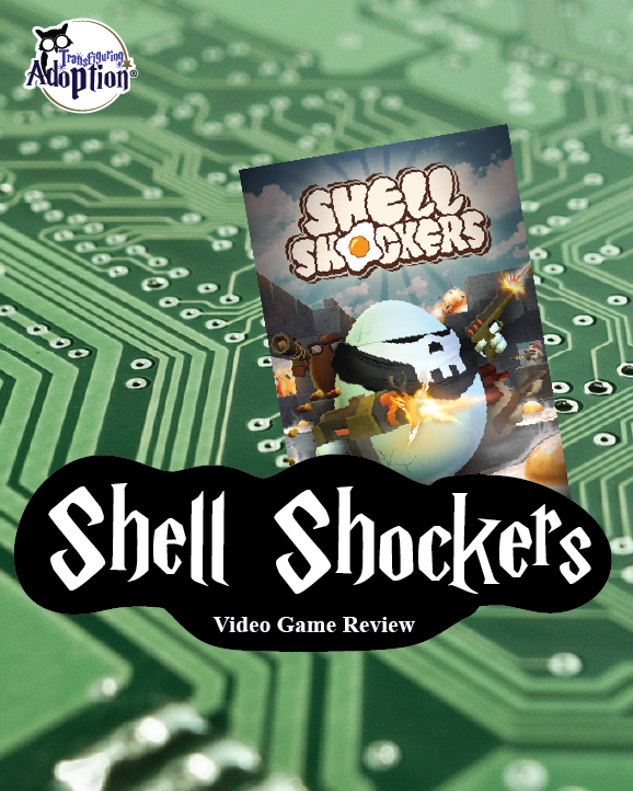 Shell Shockers - Digital Review & Discussion Guide