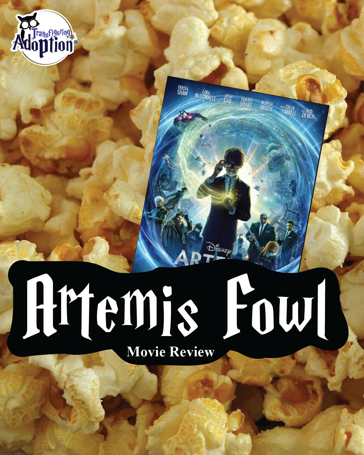 Artemis Fowl (2020)- Digital Review & Discussion Guide