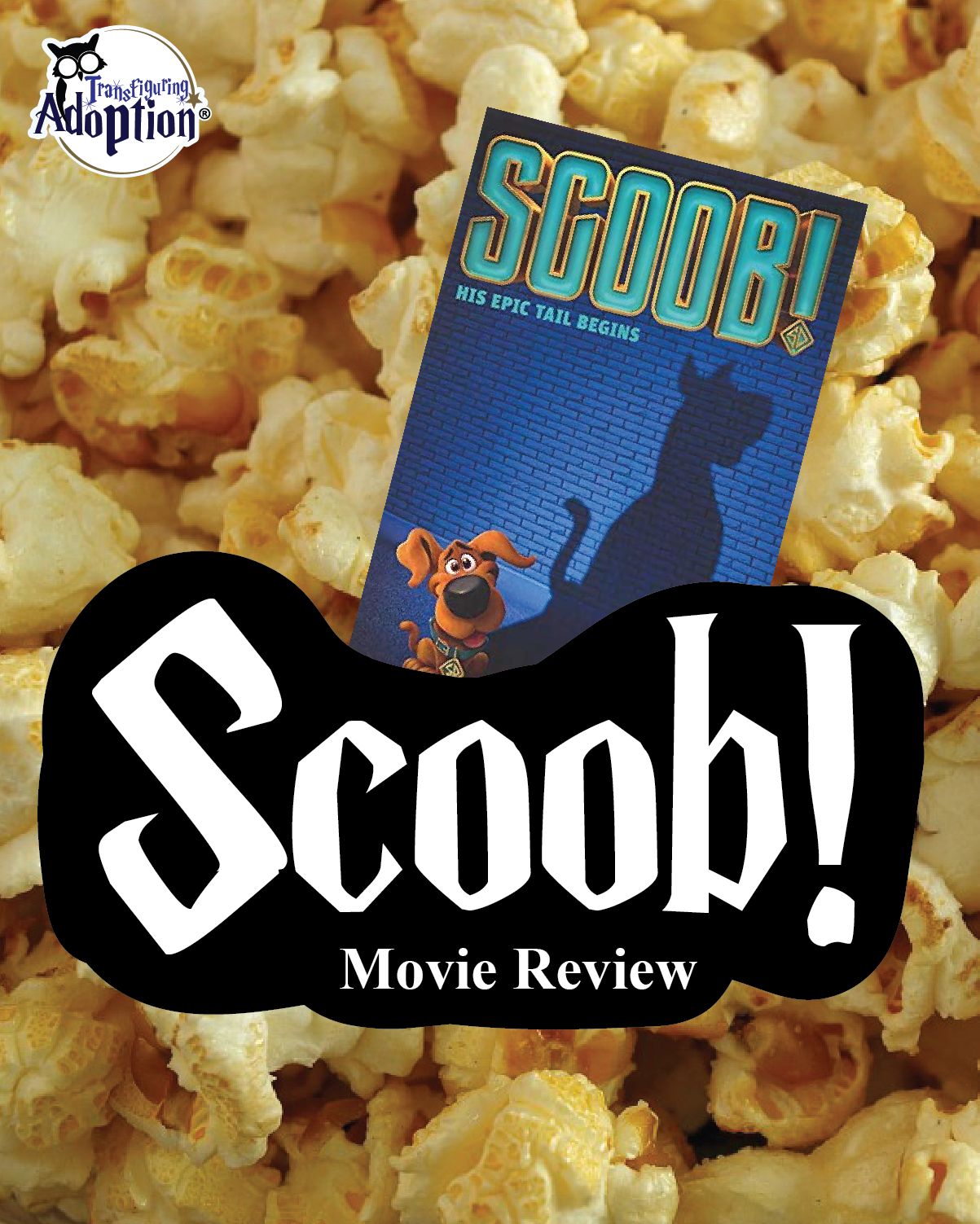 Scoob! (2020)- Digital Review & Discussion Guide