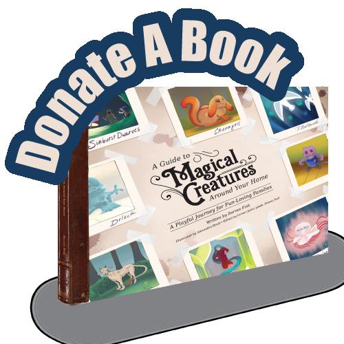 Donate a Book -