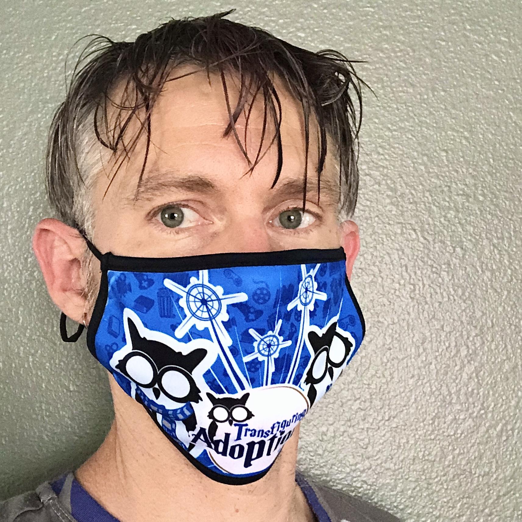 Transfiguring Adoption Masks