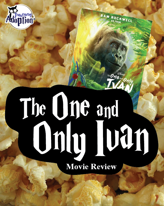 The One and Only Ivan (2020)- Digital Review & Discussion Guide