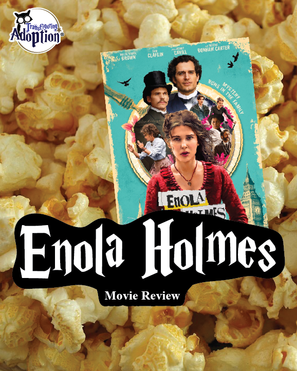 Enola Holmes (2020) - Digital Review & Discussion Guide