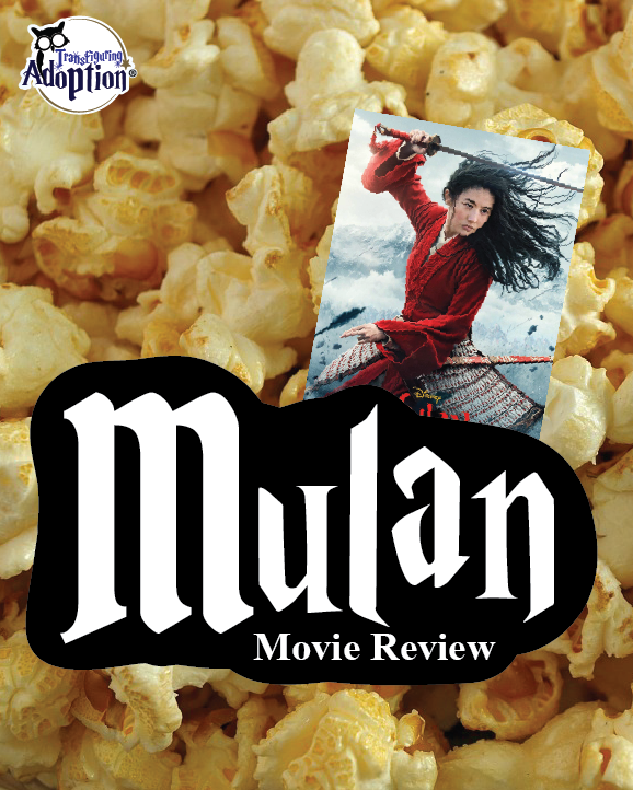 Mulan (2020)- Digital Review & Discussion Guide