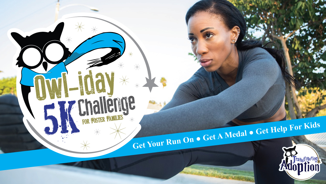 Owl-iday Virtual 5K Challenge Run