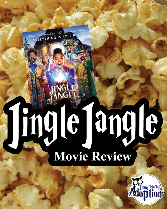 Jingle Jangle: A Christmas Journey (2020)- Digital Review & Discussion Guide