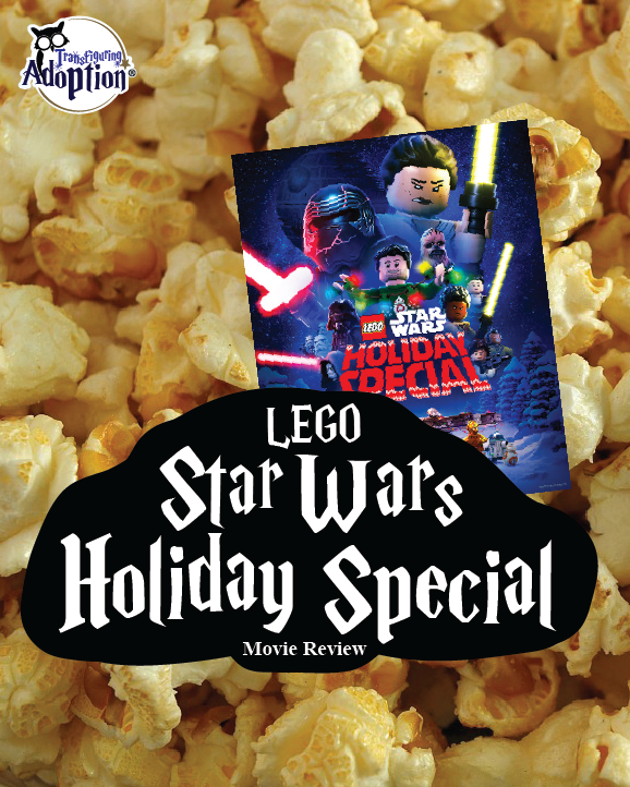 LEGO Star Wars Holiday Special (2020) - Digital Review & Discussion Guide