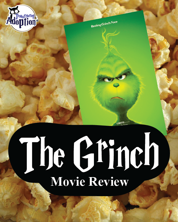 The Grinch (2018)- Digital Review & Discussion Guide