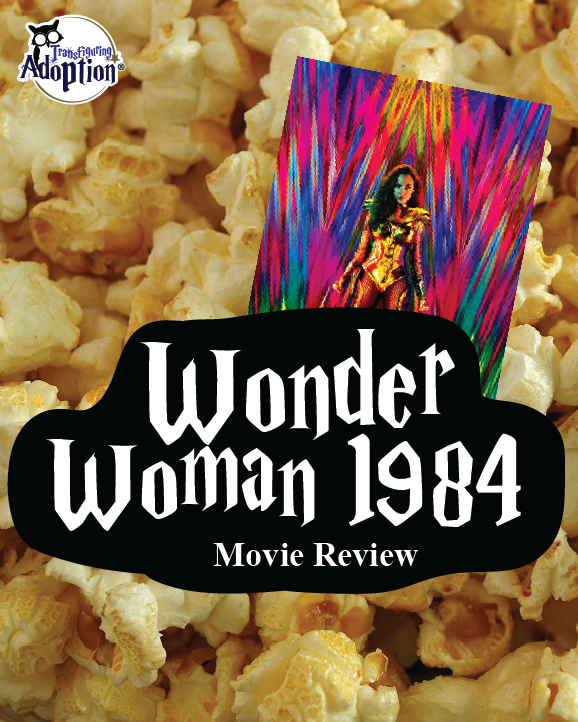 Wonder Woman 1984 (2020)- Digital Review & Discussion Guide