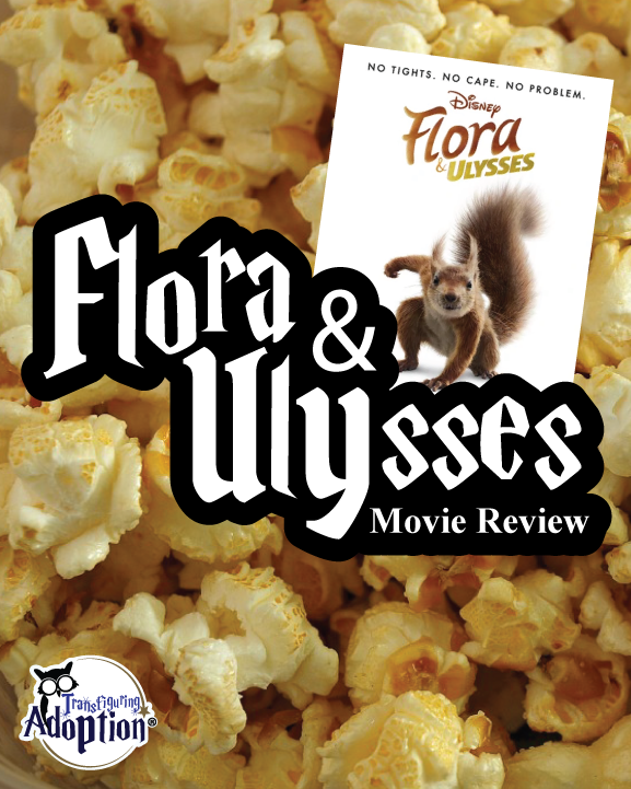 Flora and Ulysses (2021)- Digital Review & Discussion Guide