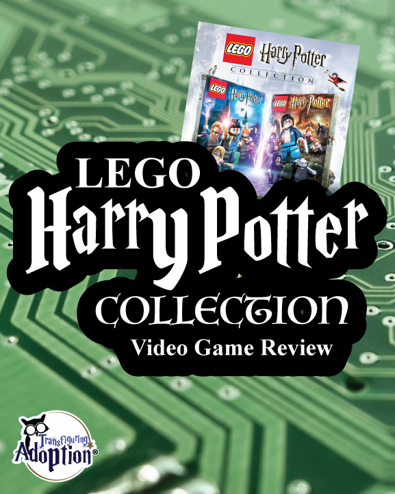 Lego Harry Potter Collection - Digital Review & Discussion Guide