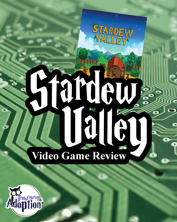 Stardew Valley - Digital Review & Discussion Guide