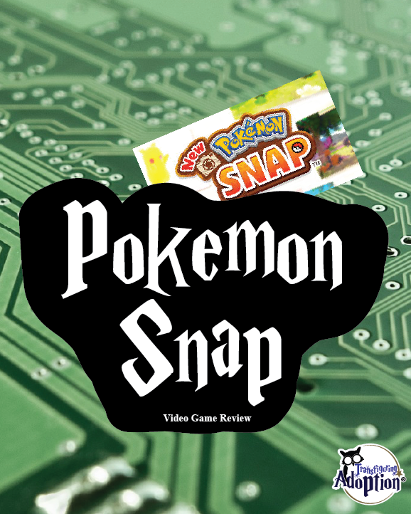 New Pokemon Snap (2021) - Digital Review & Discussion Guide