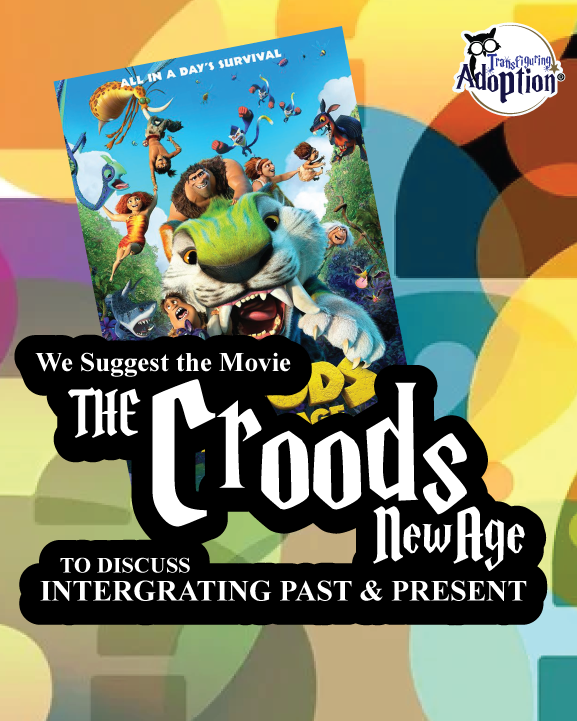 The Croods: A New Age (2020)- Digital Review & Discussion Guide