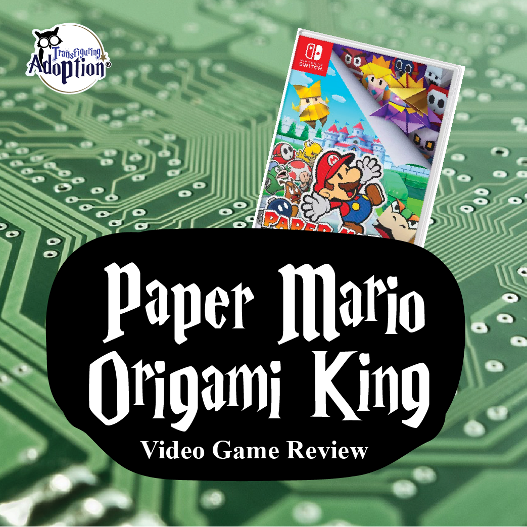 Paper Mario: The Origami King - Digital Review & Discussion Guide